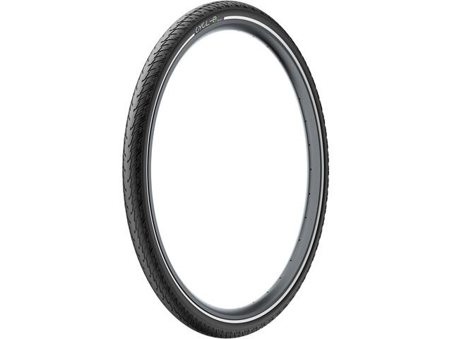 """Pirelli Cycl-e XTs Clincher band 28x1.25"""", black"""
